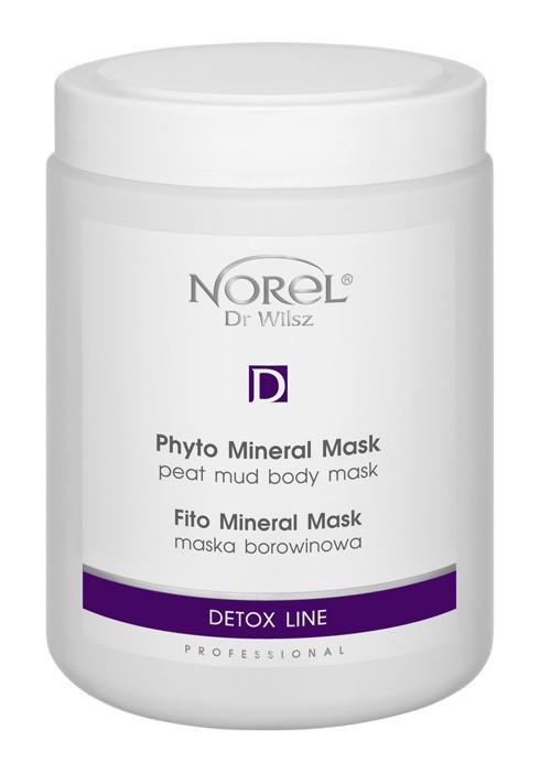 Norel Fito Mineral Maska  borowinowa 1000ml