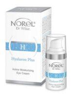Norel Hyaluron Plus Hialuronowy krem oczy 30ml