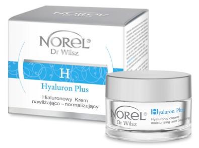 Norel Hyaluron Plus Krem normalizujący 50m