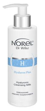 Norel Hyaluron Plus Mleczko oczyszczające 200ml