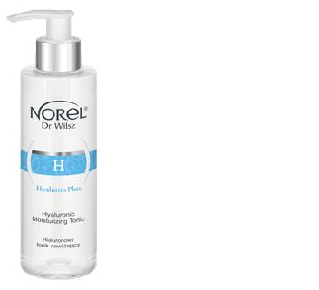 Norel Hyaluron Plus Tonik nawilżający 200ml