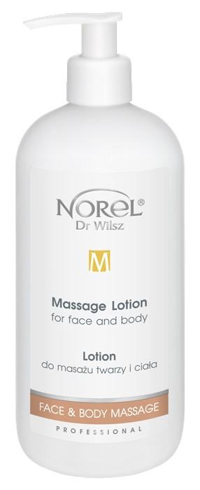 Norel Lotion do masażu twarzy i ciała 500ml
