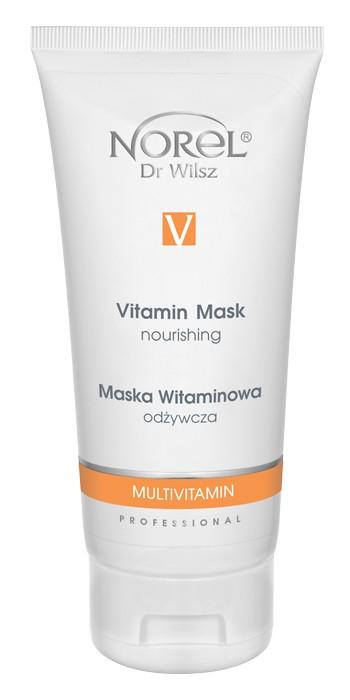 Norel MultiVitamin Odżywcza maska 100ml