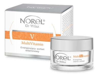 Norel MultiVitamin Sorbet witaminowy 50ml D