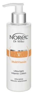 Norel MultiVitamin Ultra-lekkie mleczko 200ml D