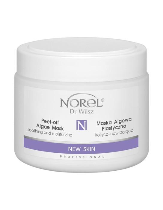 Norel New Skin Maska algowa Kojąco Nawilżają 250g