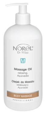 Norel Olejek do masażu relaksujący 500ml