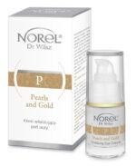 Norel Pearls&Gold Krem pod oczy 15ml