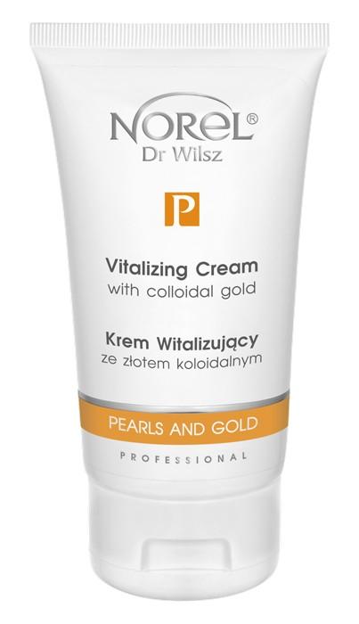 Norel Pearls&Gold Krem witalizujący 150ml