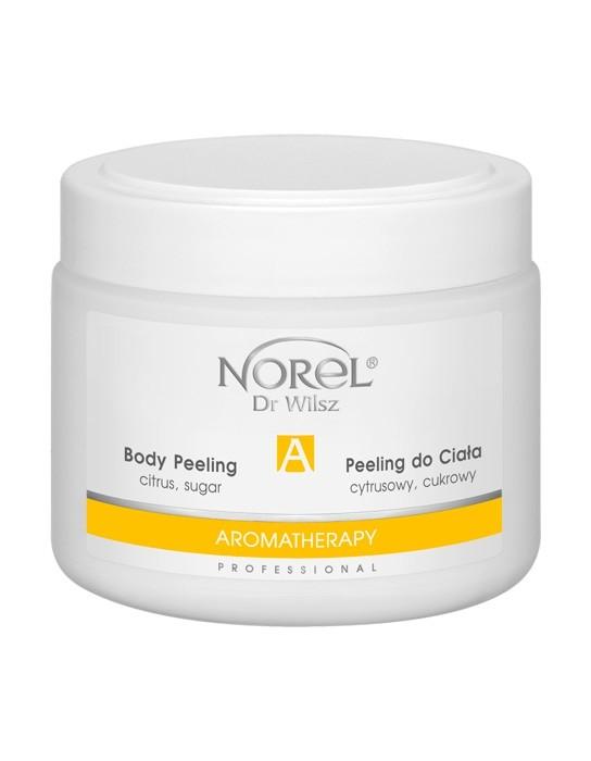 Norel Peeling cytrusowy cukrowy 500ml