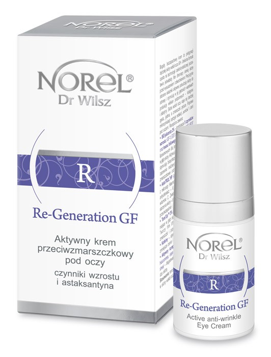 Norel Re-Generation GF Krem pod oczy 15ml