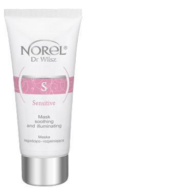 Norel Sensitive Maska łagodząca 100 ml D