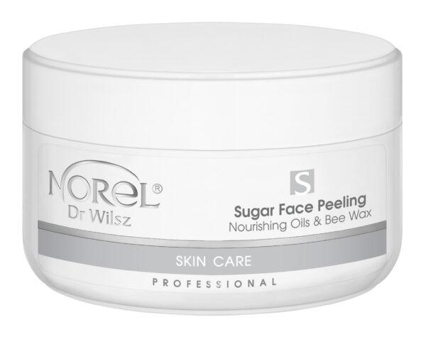 Norel Skin Care Peeling cukrowy do twarzy 100ml