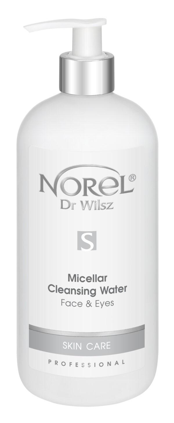 Norel Skin Care Płyn micelarny twarz i oczy 500ml
