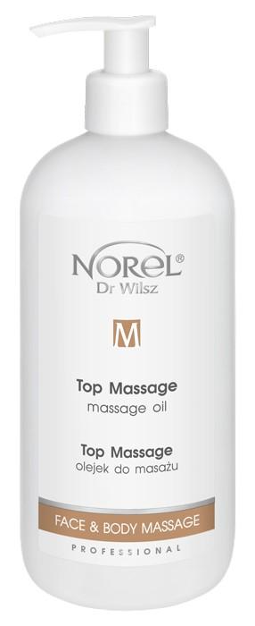 Norel Top Massage Olejek do masażu 500ml
