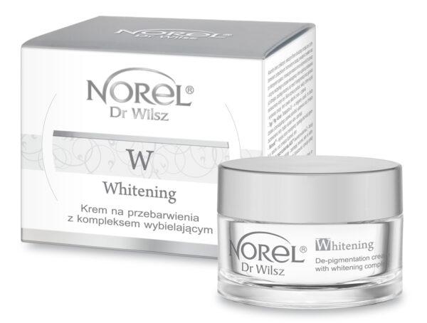 Norel Whitening Krem na przebarwienia 50ml D