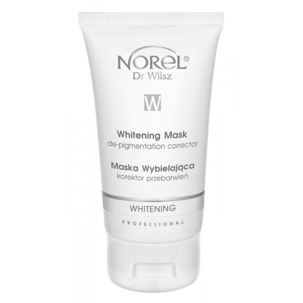 Norel Whitening Maska wybielajaca 125ml