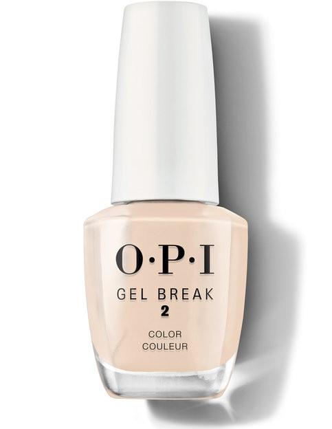 OPI Gel Break Barely Beige 15ml