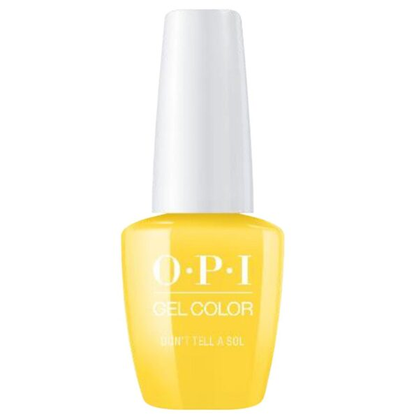 OPI Gel Color Don't Tell a Sol 15ml