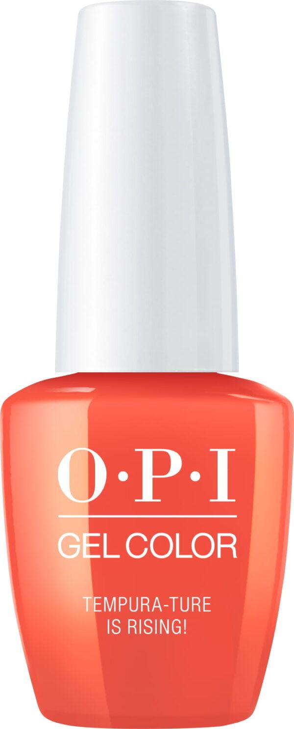 OPI Gel Color Tempura-ture is Rising! 15ml