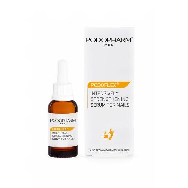 PODOPHARM Intensywnie wzmacniające serum 10ml