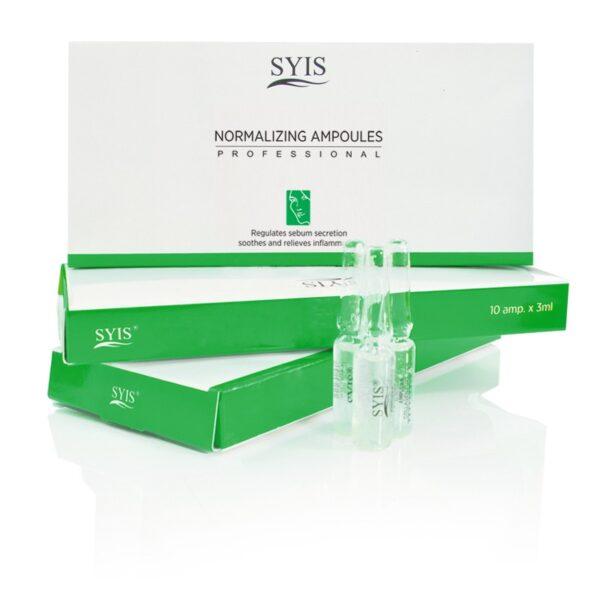 SYIS Ampułki normalizujące 10x3ml