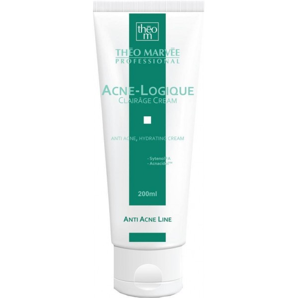 TheoMarvee Acne Logique Clairage Cream 200ml