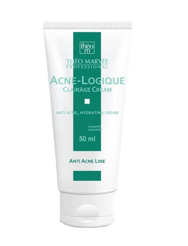 TheoMarvee Acne Logique Clairage Cream 50ml