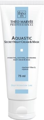 TheoMarvee Aquastic Secret Night Cream&Mask 75ml