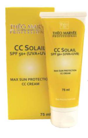 TheoMarvee CC Solail SPF 50+ 75ml