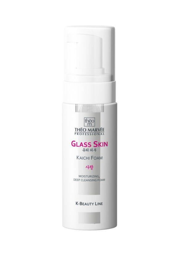 TheoMarvee Glass Skin Kaichi Foam 150ml