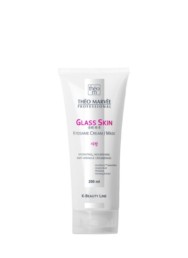 TheoMarvee Glass Skin Kyosame Cream/Masque 200ml