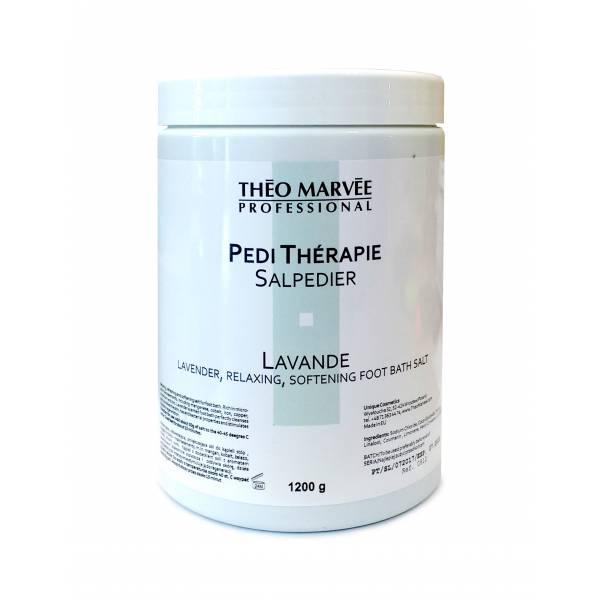 TheoMarvee Pedi Therapie Salpedier Lawenda 1200g