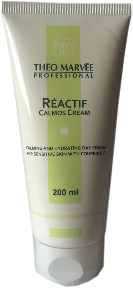 TheoMarvee Reactif Calmos Day Cream 200ml