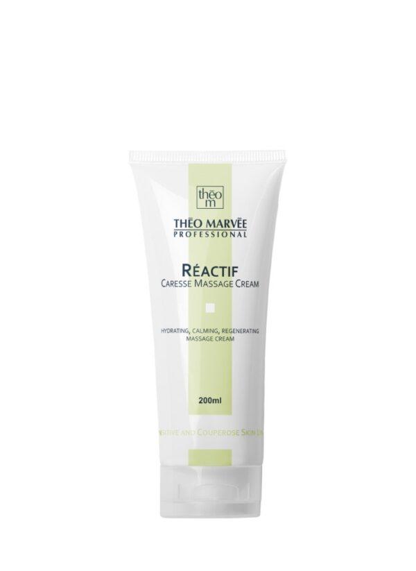 TheoMarvee Reactif Caresse Massage Cream 200ml