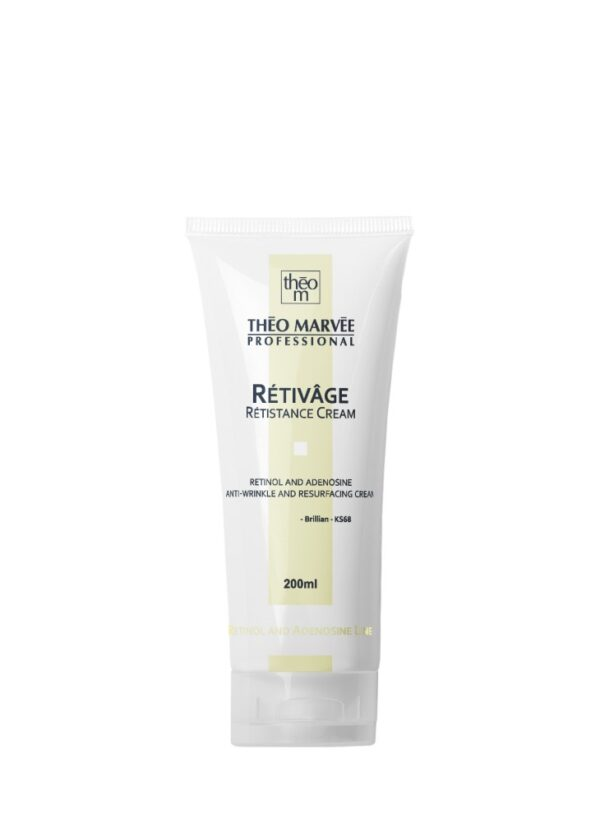 TheoMarvee Retivage Retistance Night Cream 200ml