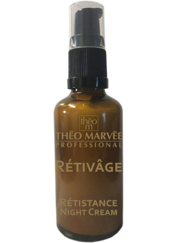 TheoMarvee Retivage Retistance Night Cream 50ml