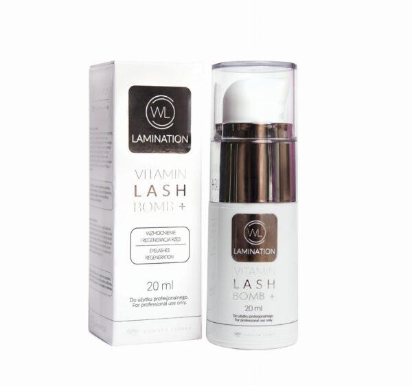 Wonder Lashes Vitamin Lash Bomb+ 20ml