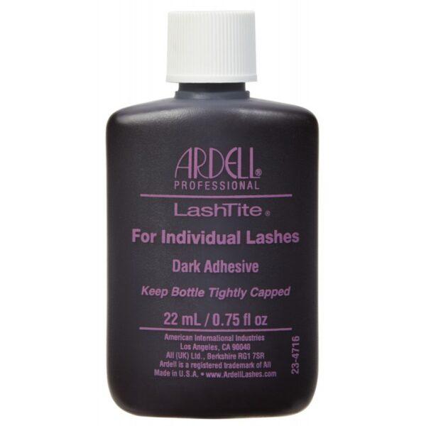 Ardell Klej do rzęs LashTite Clear/Black 22ml