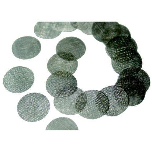 Filtry do mikrodermabrazji siateczkowe 20szt.