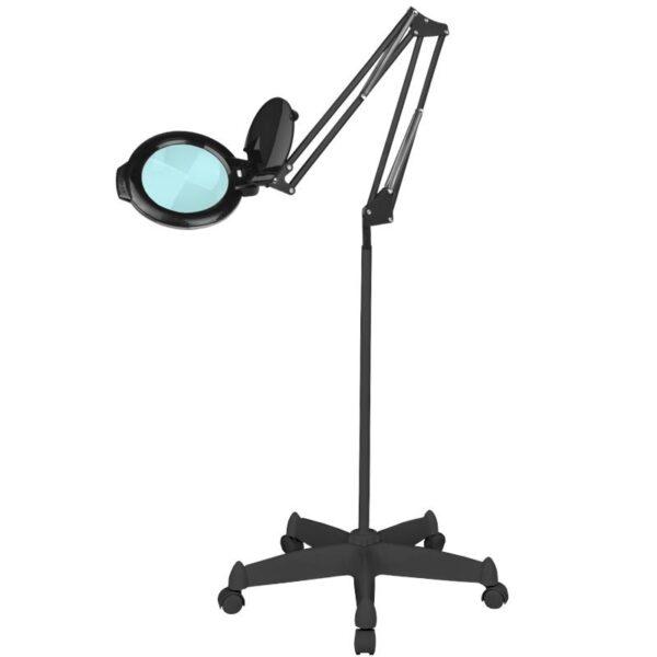 LAMPA LUPA LED MOONLIGHT 8012/5″ BLACK ZE STATYWEM