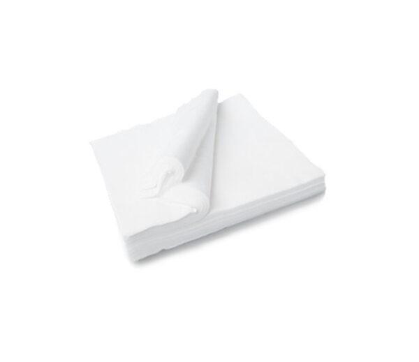 Ręcznik chusteczki kosmetyczne 40/40 celuloza