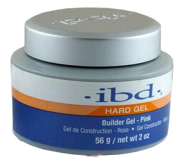 IBD Builder Gel – pink 56g  PROMOCJA