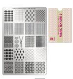 MOYRA Płytka 99 Fabric Texture 2